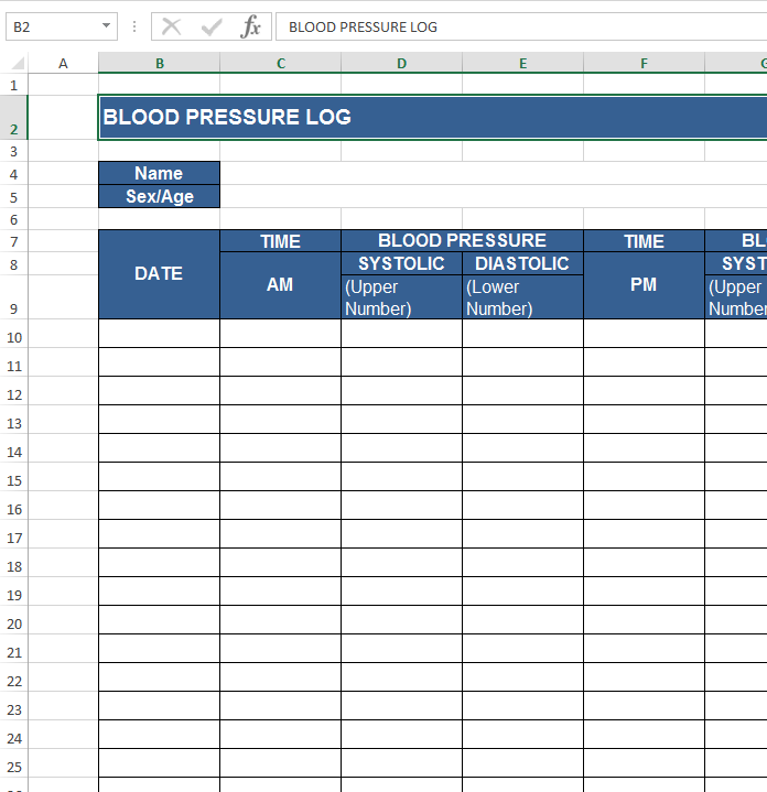 download free excel examples