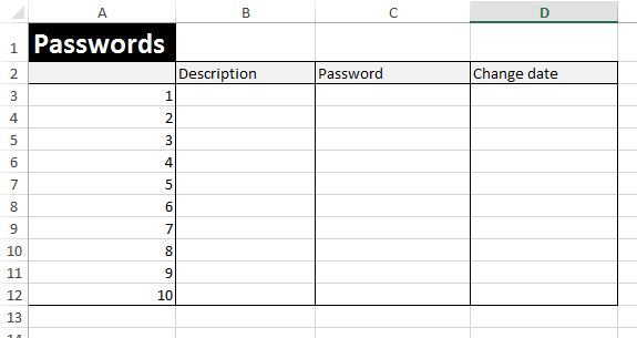 Download Free Excel Examples - Downloadexceltemplate.Com